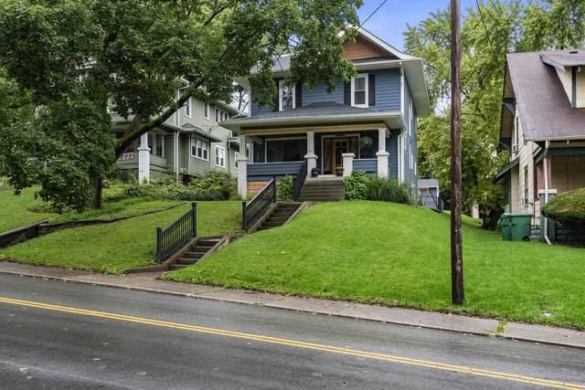 433 N Main Street, New Castle, IN 47362 (MLS #202140558) :: The ORR Home Selling Team