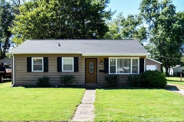 3200 Kensington Avenue, Evansville, IN 47710 (MLS #202140563) :: The ORR Home Selling Team