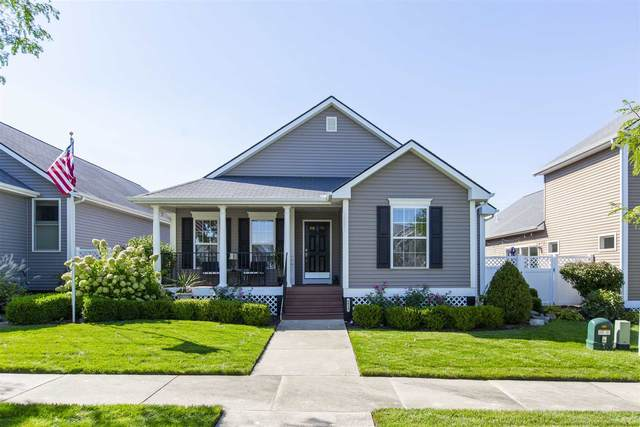 6815 Stewart Drive, South Bend, IN 46614 (MLS #202140566) :: The ORR Home Selling Team