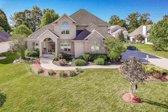 321 Curricle Run, Fort Wayne, IN 46845 (MLS #202140569) :: The ORR Home Selling Team