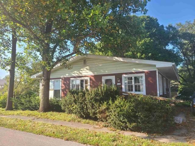 116 E Elizabeth Street, Flora, IN 46929 (MLS #202140570) :: The ORR Home Selling Team