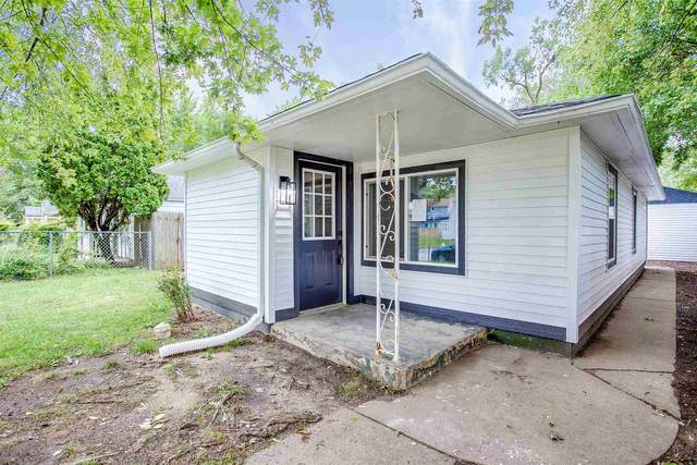 1156 E Mckinley Street, South Bend, IN 46617 (MLS #202140585) :: The ORR Home Selling Team