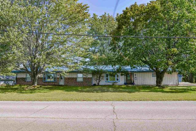 1782 S Country Club Road, Warsaw, IN 46580 (MLS #202140688) :: Aimee Ness Realty Group