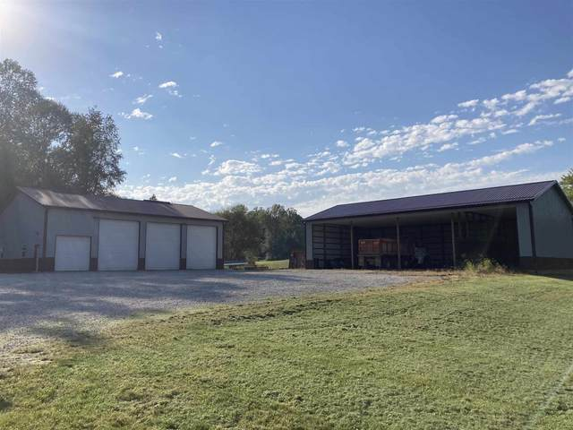 4941 State Road 450 Highway, Williams, IN 47470 (MLS #202140689) :: Aimee Ness Realty Group
