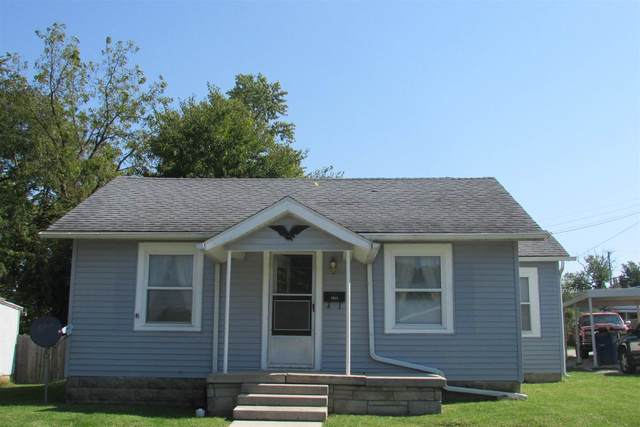 1018 Q Street, Bedford, IN 47421 (MLS #202140703) :: Aimee Ness Realty Group