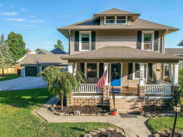 1208 Audubon Road, New Castle, IN 47362 (MLS #202140718) :: Aimee Ness Realty Group