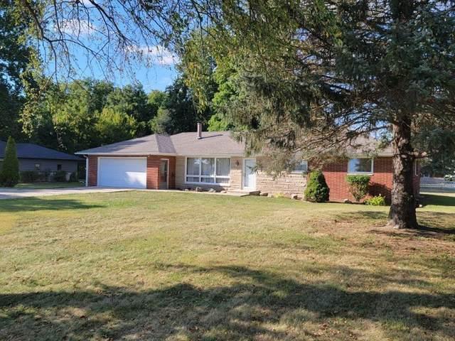 4912 E Sr 26 Road, Lafayette, IN 47905 (MLS #202140728) :: The Romanski Group - Keller Williams Realty