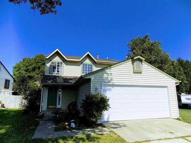 1210 Blue Jay Drive, Greentown, IN 46936 (MLS #202140767) :: Parker Team
