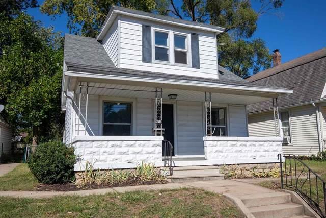 2511 Pleasant Street, South Bend, IN 46615 (MLS #202140857) :: TEAM Tamara