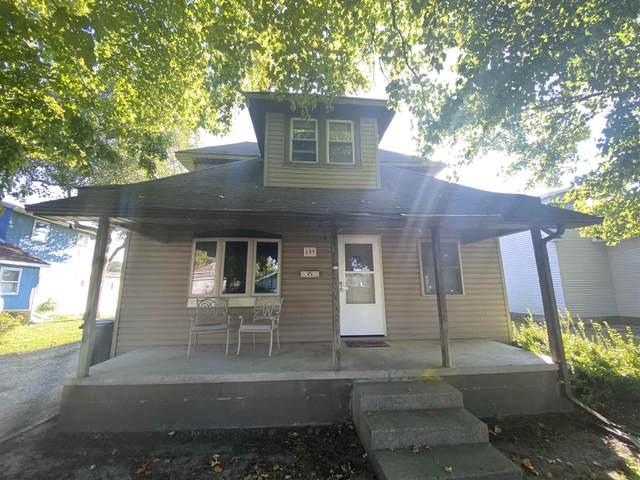 609 N East Street, Tipton, IN 46072 (MLS #202140915) :: The Romanski Group - Keller Williams Realty