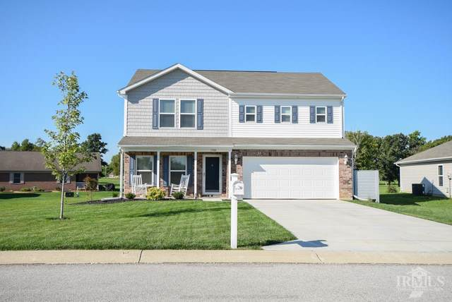 1380 N Gregg Drive, Albany, IN 47320 (MLS #202140950) :: JM Realty Associates, Inc.