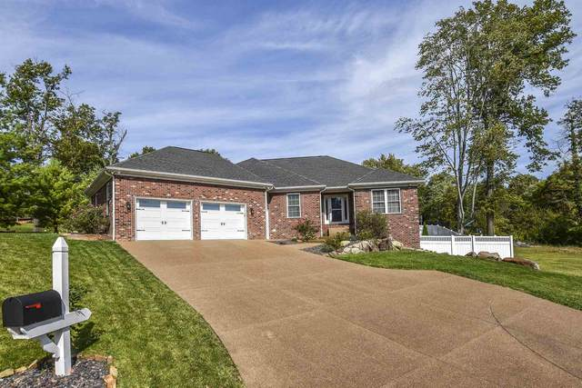 112 Palace Drive, Evansville, IN 47711 (MLS #202141027) :: JM Realty Associates, Inc.
