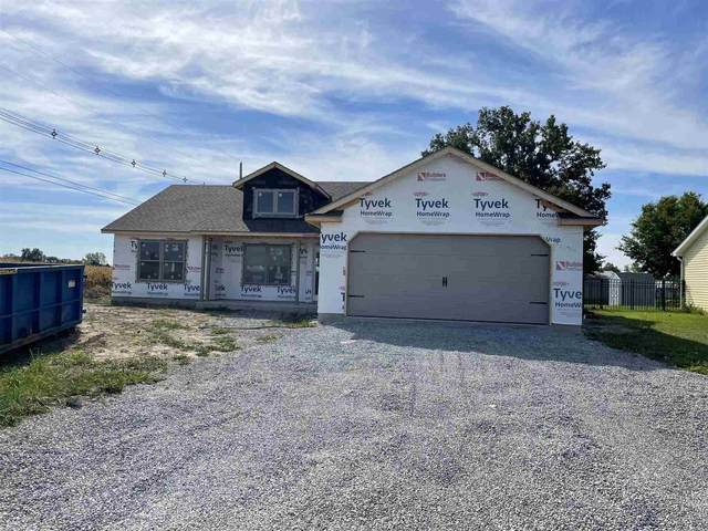 1010 Farmington Drive, Bluffton, IN 46714 (MLS #202141114) :: JM Realty Associates, Inc.