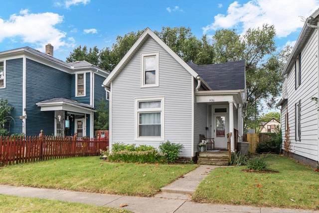1436 Swinney Avenue, Fort Wayne, IN 46802 (MLS #202141233) :: Parker Team