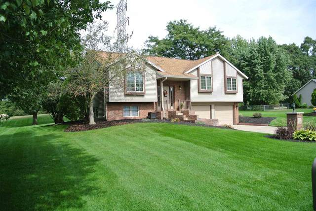 12594 Emerald Court, Plymouth, IN 46563 (MLS #202141235) :: JM Realty Associates, Inc.