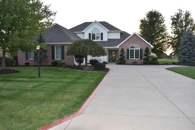 110 Conifer Court, Markle, IN 46770 (MLS #202141248) :: The Romanski Group - Keller Williams Realty