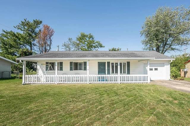 4106 W Belle Drive, Bloomington, IN 47403 (MLS #202141305) :: JM Realty Associates, Inc.