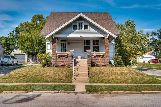 1330 Central Street, Lafayette, IN 47905 (MLS #202141402) :: The Romanski Group - Keller Williams Realty