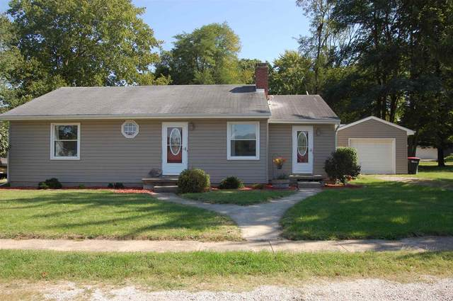 295 Market Street, Dayton, IN 47941 (MLS #202141415) :: The Romanski Group - Keller Williams Realty