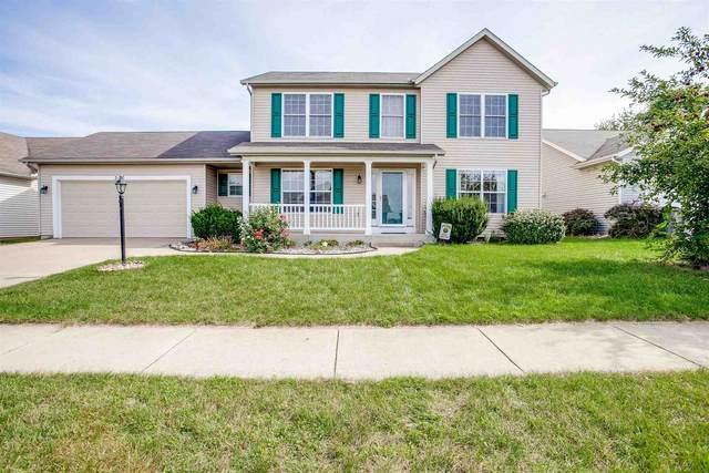 506 Eagle Pass Drive, Osceola, IN 46561 (MLS #202141450) :: JM Realty Associates, Inc.
