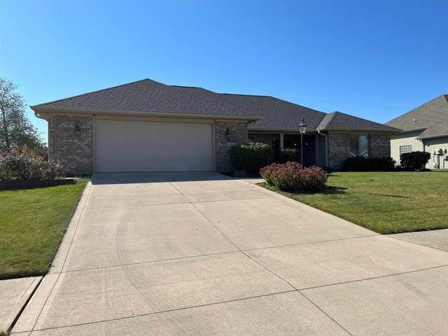 803 Bellingham Drive, Huntington, IN 46750 (MLS #202141656) :: JM Realty Associates, Inc.