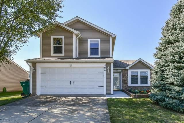 406 S Brookfield Drive, Lafayette, IN 47905 (MLS #202141742) :: The Romanski Group - Keller Williams Realty