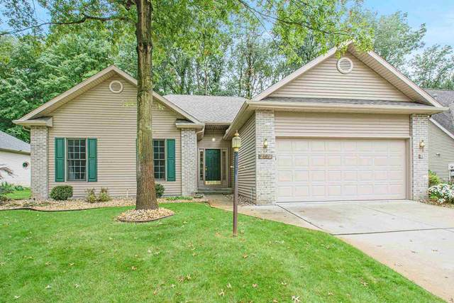 2021 Woodland Estates Drive, Elkhart, IN 46514 (MLS #202141899) :: JM Realty Associates, Inc.