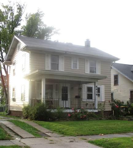 4414 Kenilworth Street, Fort Wayne, IN 46806 (MLS #202141920) :: TEAM Tamara