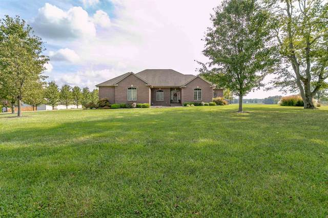 380 N Center Road, Boonville, IN 47601 (MLS #202142043) :: The Hill Team
