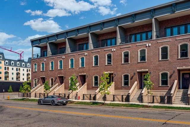201-1 S 4th Street #1, Lafayette, IN 47901 (MLS #202142050) :: The Romanski Group - Keller Williams Realty