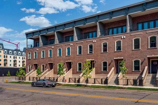 209-2 S 4th Street #2, Lafayette, IN 47901 (MLS #202142059) :: The Romanski Group - Keller Williams Realty