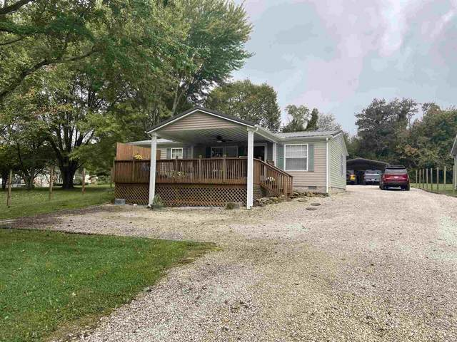 12733 Yellowbanks Trail 42NA, Dale, IN 47523 (MLS #202142148) :: Parker Team