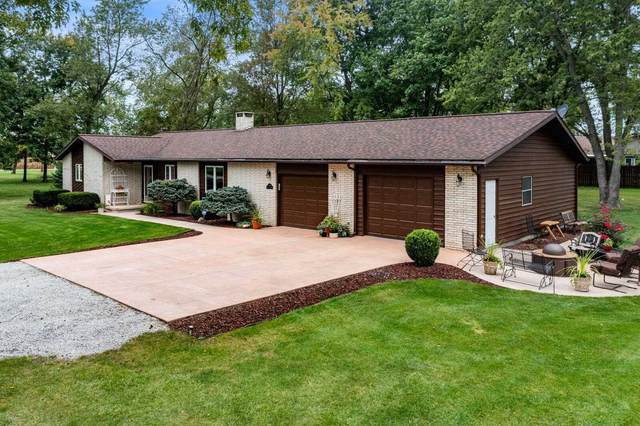 2301 N 100 E Road, Hartford City, IN 47348 (MLS #202142300) :: Aimee Ness Realty Group