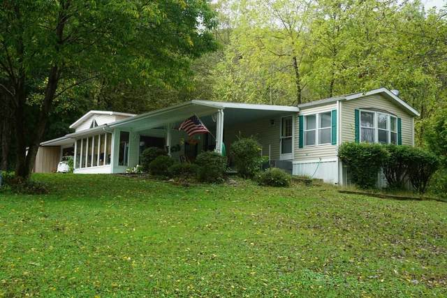 787 S Plum St, French Lick, IN 47432 (MLS #202142307) :: The Hill Team