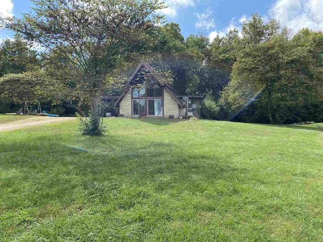 9827 W County Rd 100 N Road, Richland, IN 47634 (MLS #202142347) :: The Hill Team