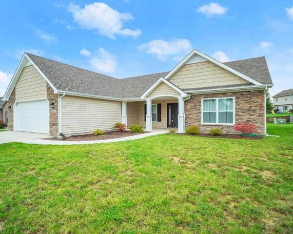 1509 Barrington Drive, Auburn, IN 46706 (MLS #202142357) :: TEAM Tamara