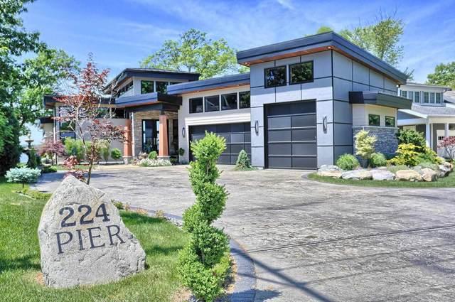 11199 N East Wawasee Drive, Syracuse, IN 46567 (MLS #202142415) :: TEAM Tamara