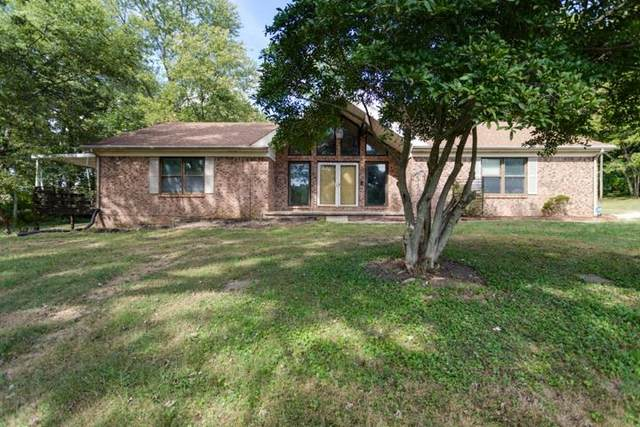 1222 Maple Grove Road, Boonville, IN 47601 (MLS #202142428) :: The Hill Team