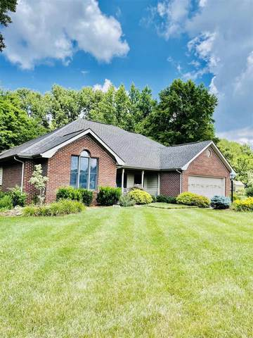 16969 N 550 E County Road, Dale, IN 47523 (MLS #202142503) :: The Hill Team
