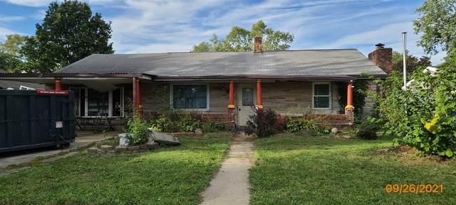 1716 Cherry Hill Lane, Kokomo, IN 46902 (MLS #202142602) :: The Romanski Group - Keller Williams Realty