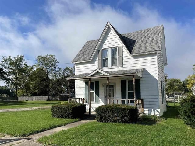 108 S Smith Street, Boswell, IN 47921 (MLS #202142662) :: The Romanski Group - Keller Williams Realty