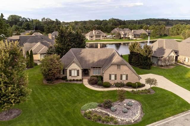 17341 Summer Lake Drive, Granger, IN 46530 (MLS #202142696) :: JM Realty Associates, Inc.
