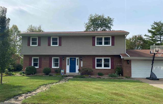4377 W Larch Place, Newburgh, IN 47630 (MLS #202142711) :: The Hill Team