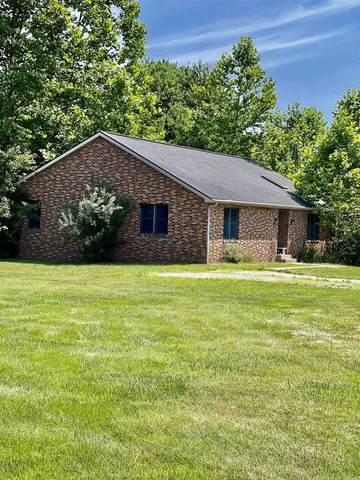 16947 N 550 E Road, Dale, IN 47523 (MLS #202142732) :: The Hill Team
