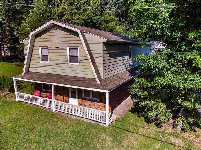 5266 Bell Road, Newburgh, IN 47630 (MLS #202142828) :: The Hill Team