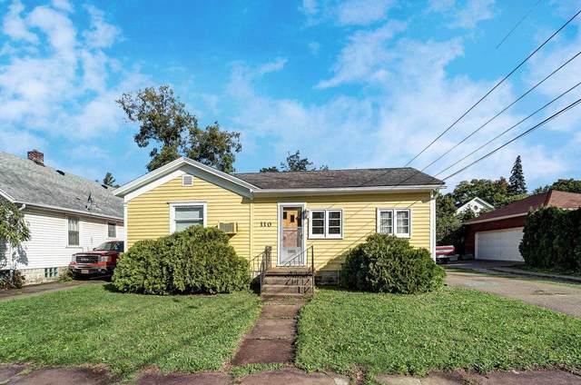110 W 1st Street, Auburn, IN 46706 (MLS #202142850) :: TEAM Tamara