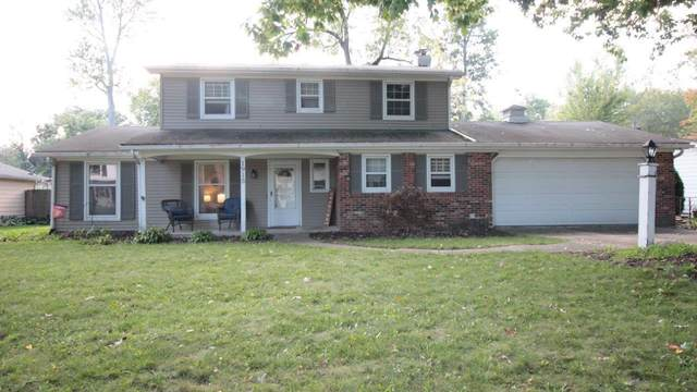 1915 Forest Valley Drive, Fort Wayne, IN 46815 (MLS #202142996) :: JM Realty Associates, Inc.