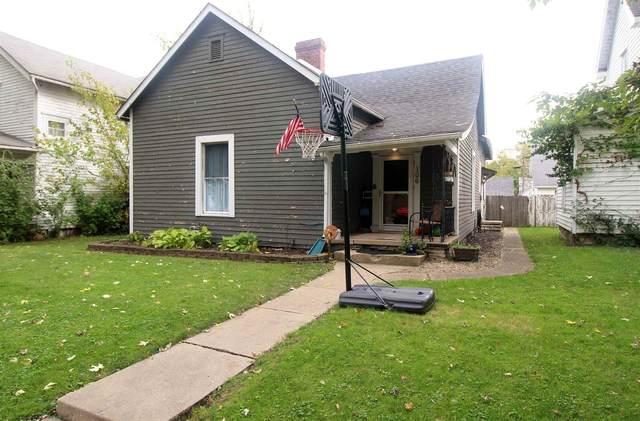 106 N E Street, Marion, IN 46952 (MLS #202143024) :: The Romanski Group - Keller Williams Realty