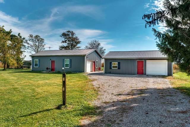 10437 E County Rd 250 N, Frankfort, IN 46041 (MLS #202143027) :: The Romanski Group - Keller Williams Realty