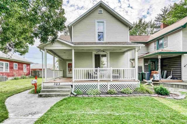 323 N 4th Street, Decatur, IN 46733 (MLS #202143063) :: JM Realty Associates, Inc.